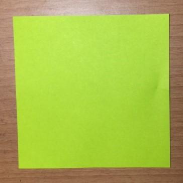 カマキリ折り紙折り方簡単な作り方