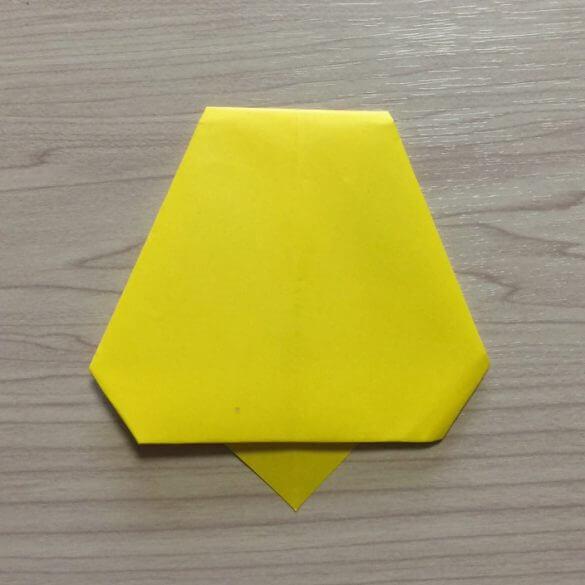 折り紙でクリスマス飾りを手作り!簡単なベルの折り方はコレ♪