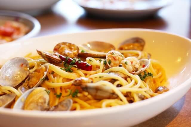 パスタ,スパゲッティ―,違い,種類