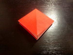 パプリカ折り紙の折り方