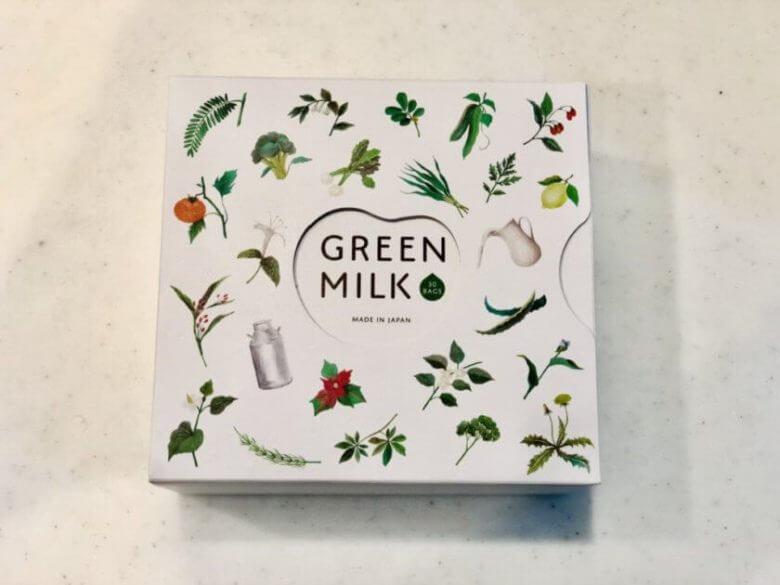 グリーンミルク 青汁