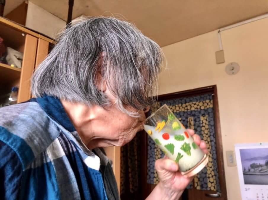 青汁 79歳