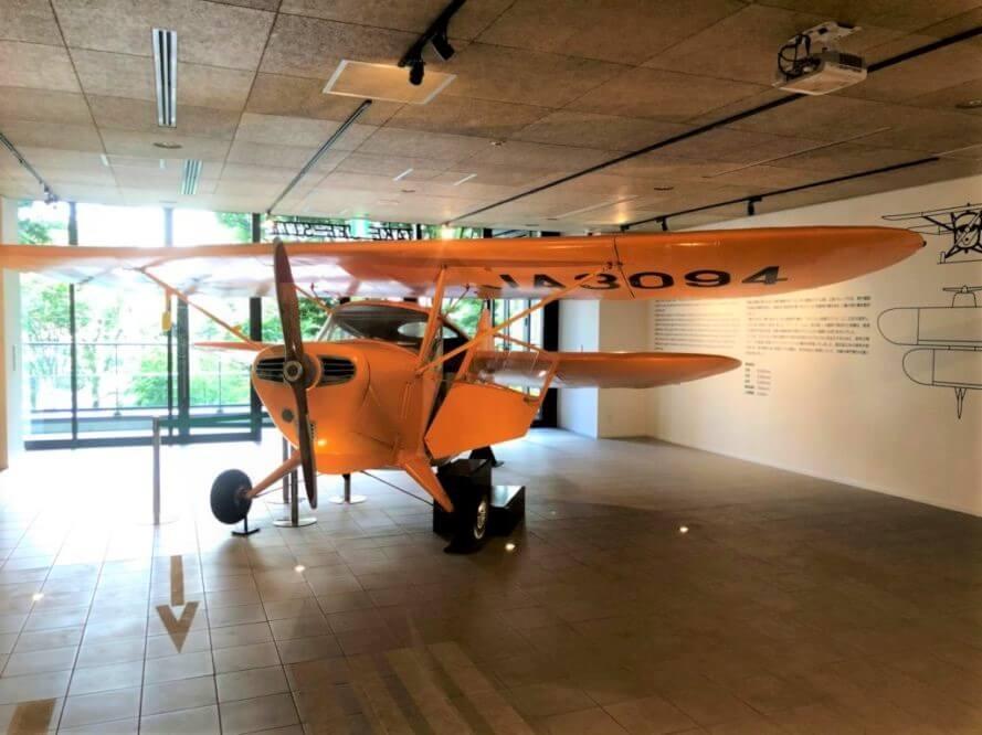 TAKEOFF-SITEの飛行機